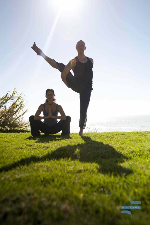 Living Yoga Now: A FREE Call with Julian Walker & Hala Khouri