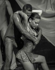black sexy dance