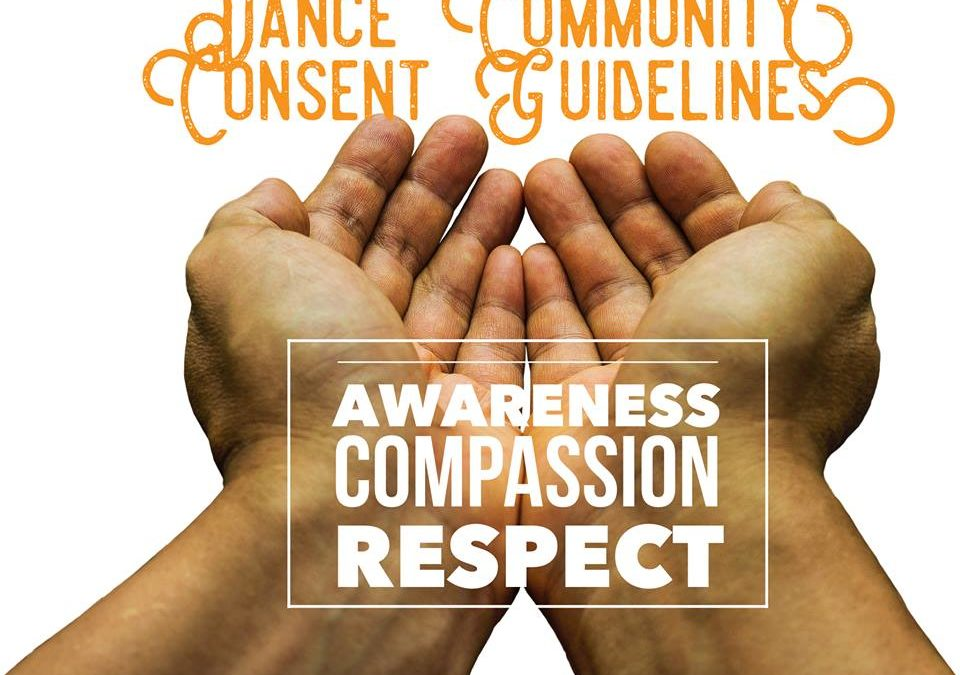 Dance Community Consent Guidelines